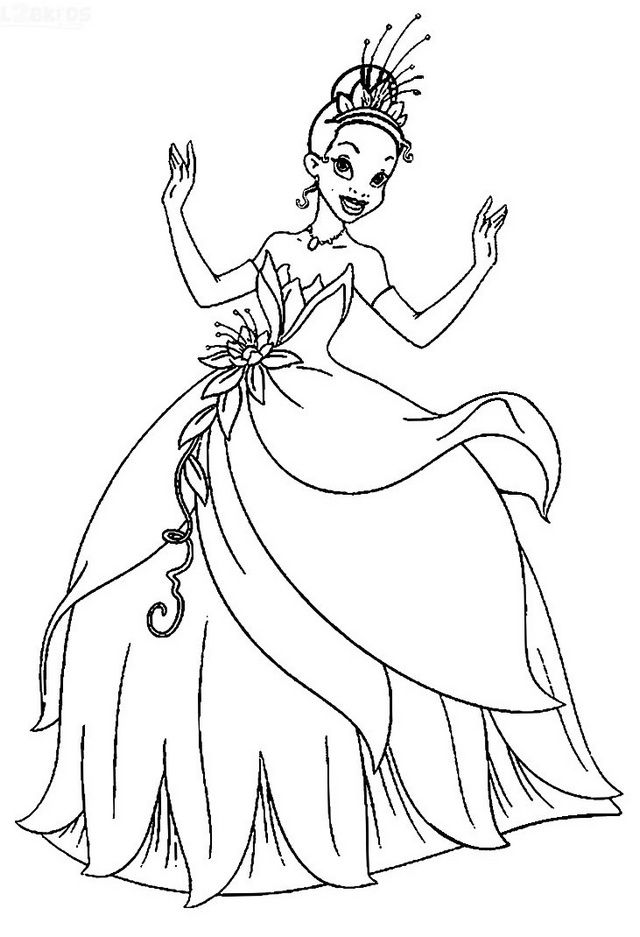 Besides To Conduct Learning In Interesting And Fun Ways Disney The Princess And The Princess Coloring Pages Frog Coloring Pages Disney Princess Coloring Pages