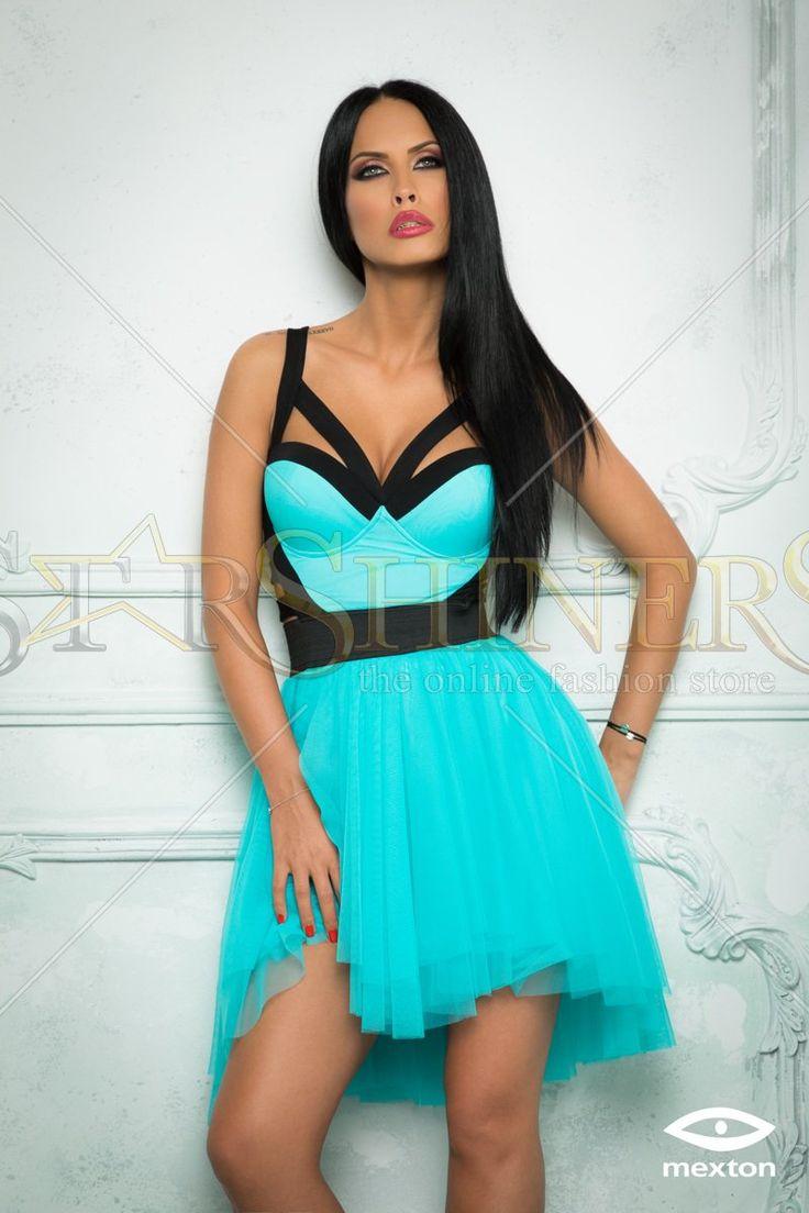 Mexton Eternal Rapture Blue Dress