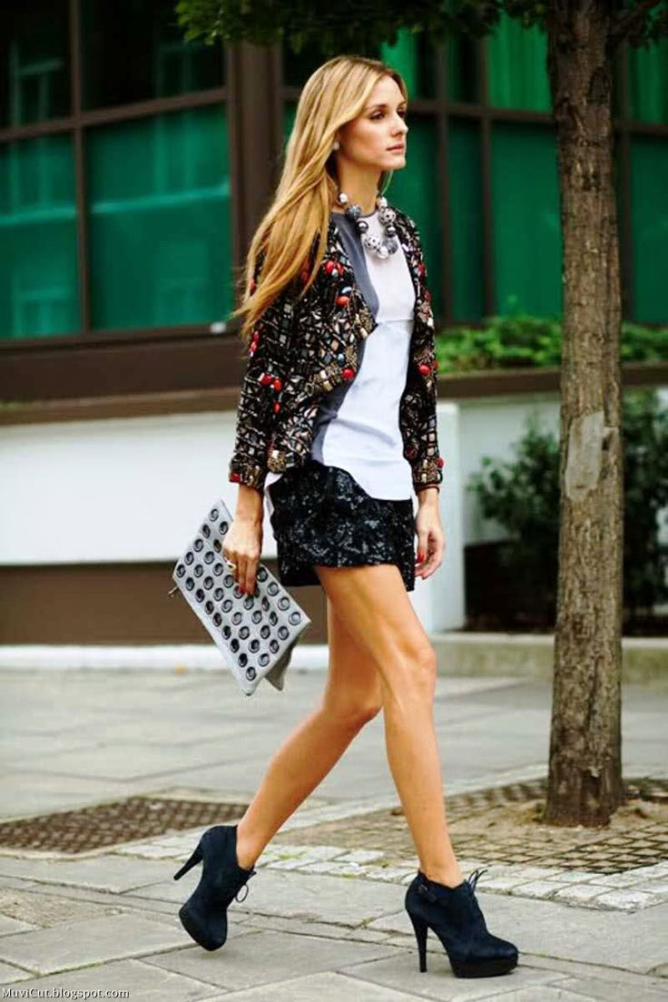 Today 39 S Street Fashion Edgy And Feminine Lanterns Pinterest Street Fashion And Fashion