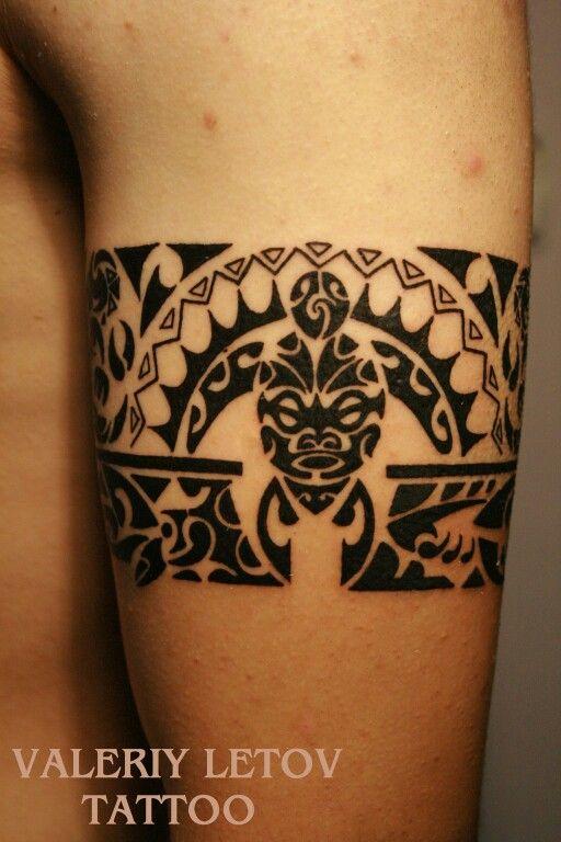 Maori tattoo style