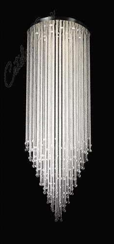 It's a chandelier that is totally cute! I think this is just fabulous!