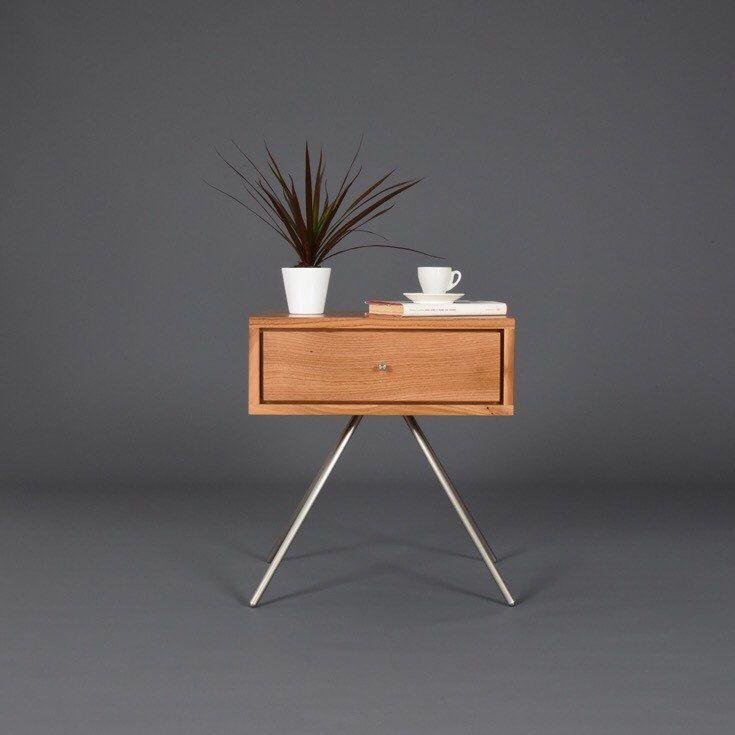 The new nightstand by Ebanisteria Cavallaro