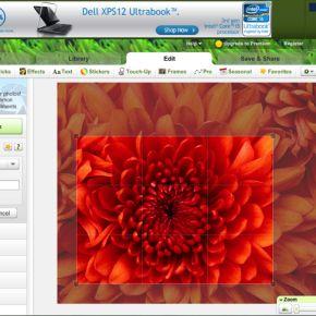 Ribbet Editor Window - Free Online Photo Editor