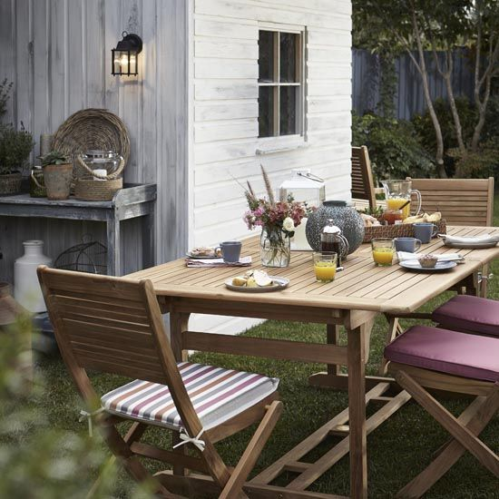 Family-friendly garden furniture for the summer