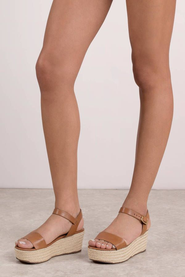7074a2427b79 Looking for the Steve Madden Busy Tan Leather Espadrille Wedges