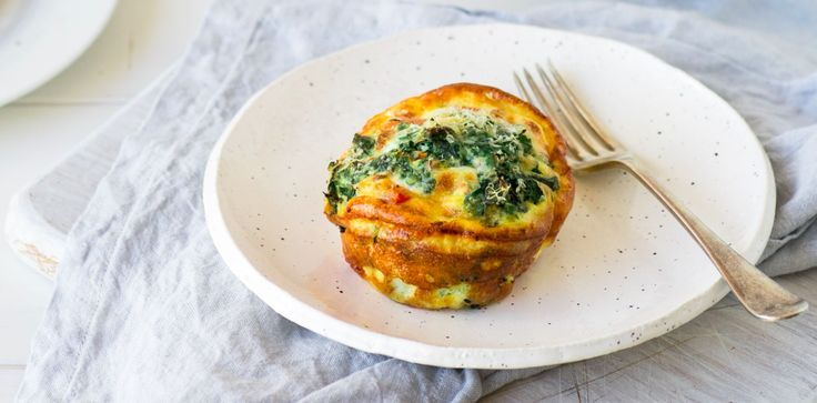 Healthy and Quick Frittata Muffins