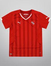 Camiseta Puma Independiente Oficial 2014 Infantil