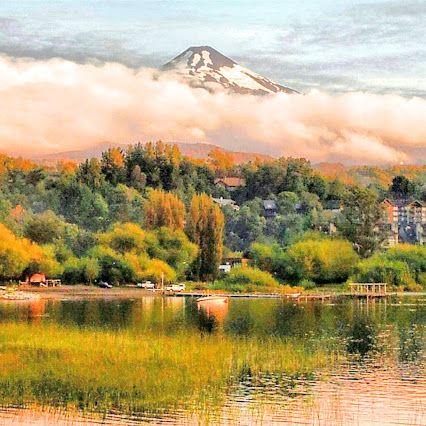 ** Pucón , Región de La Araucanía - South Chile **