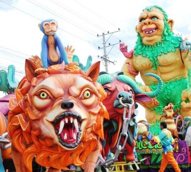 """IPIALES """"Artesanos descontentos por retraso en pagos de premios"""". Los artesanos del municipio fronterizo, pidieron agilidad en el pago de los premios ganados durante la pasada versión del Carnaval Multicolor de la Frontera. (DIARIO DEL SUR - 10 Mar 2016 /IPITIMES en PINTEREST)"""