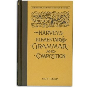 Harvey's Elementary Grammar and Composition