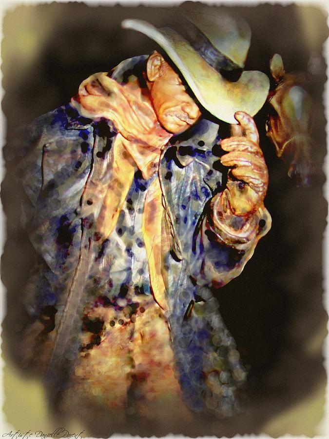 Howdy Mam How Do You Do Digital Art  - Howdy Mam How Do You Do Fine Art Print