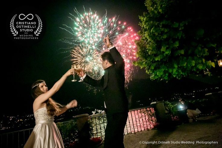 villa d'este wedding photo shoots