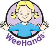 I got to talk to Sara Bingham of WeeHands this week.  She's a fantastic gal and has a terrific program.  Check it out!