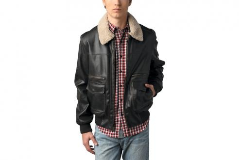 Winter Leather Bomber Jackets | Outdoor Jacket