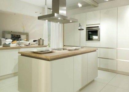 Rotpunkt handleless kitchen luxio lx stone