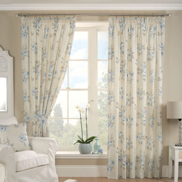 Pencil Pleat Living Room Curtains Uk