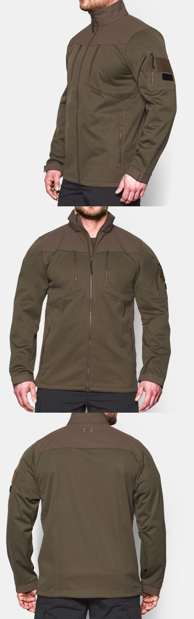 Coats and Jackets 177868: Under Armour 1236639 Ua Storm Tactical Gale Force Men'S Tactical Jacket 2Xl Nwt -> BUY IT NOW ONLY: $109.99 on eBay!