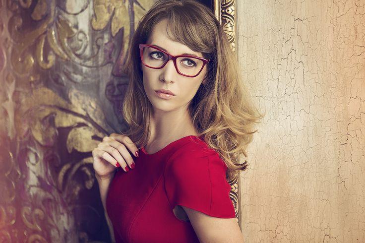 Ana Hickmann, eyewear