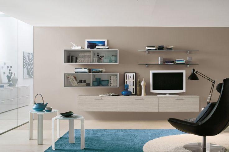 modern duvar tv unitesi modelleri 2016 2017