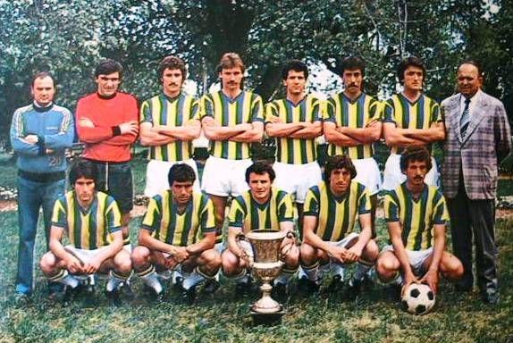 Fenerbahçe - 1977-78