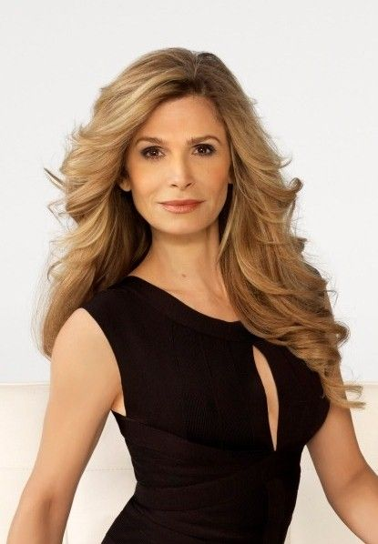 This picture of Kyra Sedgwick illustrates my poem for July ...