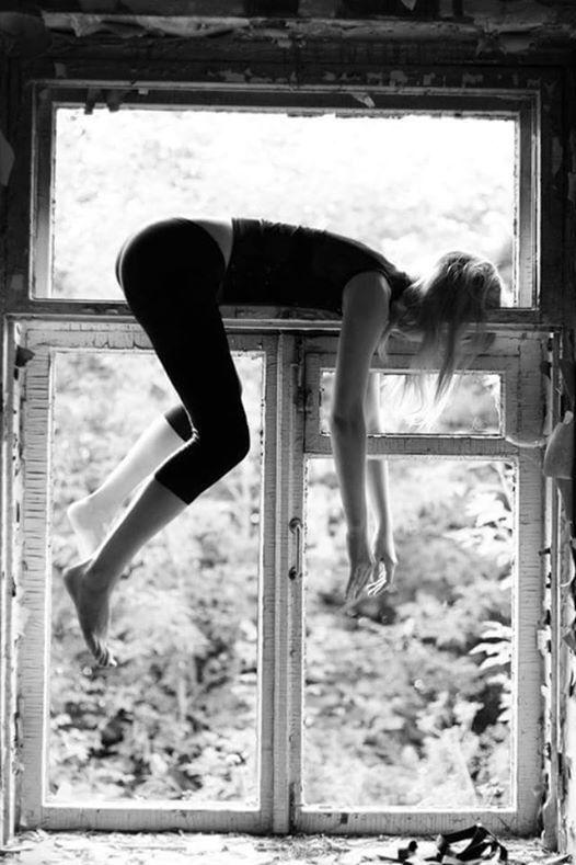 Copyright: Belovodchenko Anton - 'The girl a cat.' °