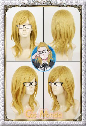 Uta no Prince-sama - Camus Wig   Glasses * You can find out more details at the link of the image.