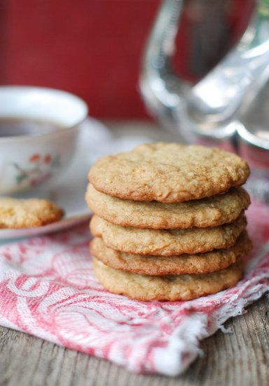 Ranger Cookies with coconut, oatmeal & corn flakes.