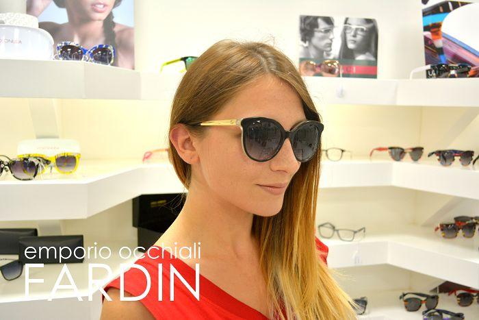 Occhiali da sole firmati Gucci... #fardin #emporioocchialifardin #fashioneyewear #sunglasses #glasses #eyewear #glamour #trends #fashionglasses #style #trendy