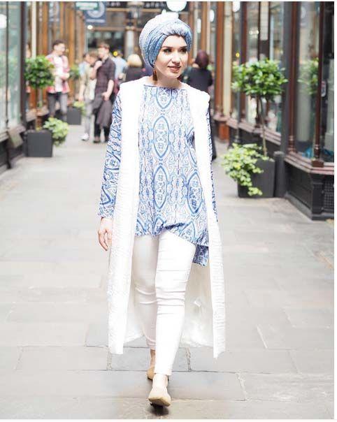 Bien connu 512 best Hijab images on Pinterest   Hijab styles, Modest fashion  KG15