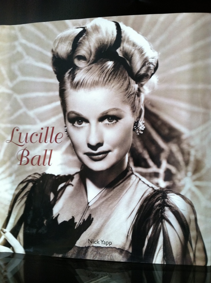 A biography of lucille desiree ball