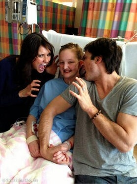 Couple News: Ian Somerhalder and Nina Dobrev Posts Well-Wishing Messages for a Sick Fan on 'Twitter' [PHOTOS] - Entertainment & Stars http://au.ibtimes.com/articles/455938/20130411/couple-news-ian-somerhalder-nina-dobrev-posts.htm#.UWdDrDdvAVo