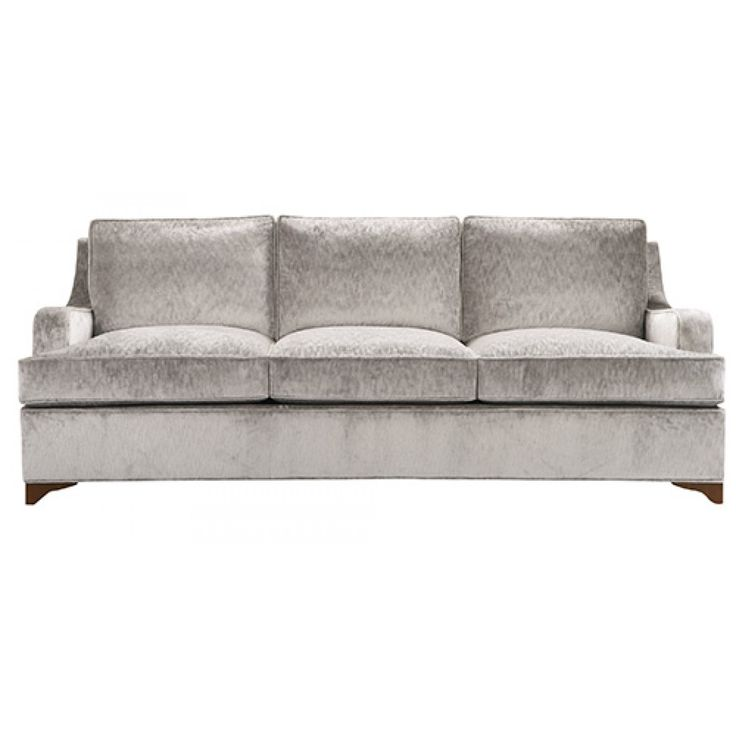Baker bill sofield brentwood sofa furniture pinterest for Affordable furniture in baker
