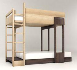 pluunk bed, from inquistivekids.com