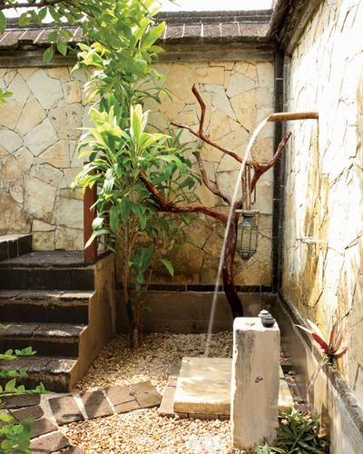 Diy Outdoor Bathroom: 104 Best Images About DIY Outdoor Shower On Pinterest
