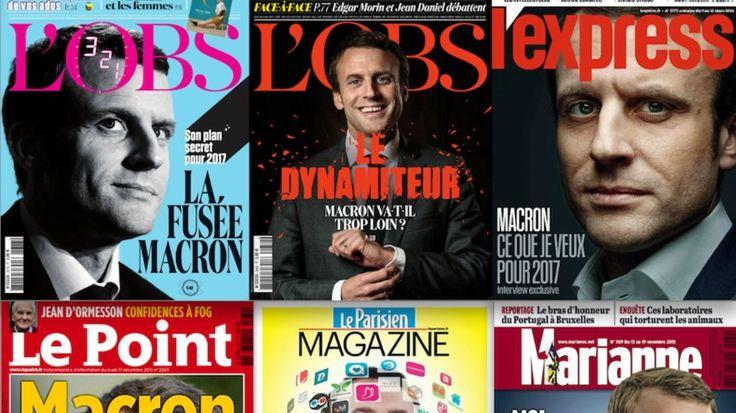 La journaliste du Figaro et égérie de la Manif pour tous n'est pas une grande fan d'Emmanuel Macron, ce n'est pas un secret. Aussi s'est-elle agacée de la couverture médiatique accordée au candidat d'En marche ! et fait le compte des Unes.