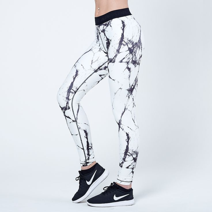 Physiq Apparel - NeoLite Tights - Marble, £34.99 (http://www.physiqapparel.com/womens/neolite-tights-marble/)