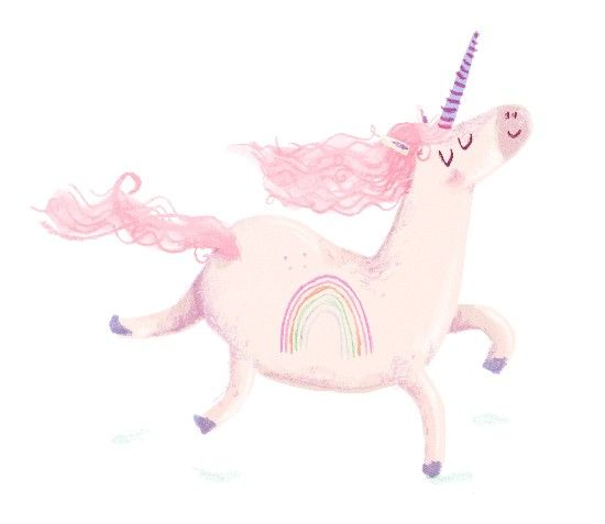 unicornnew, unicorn, illustration, cute
