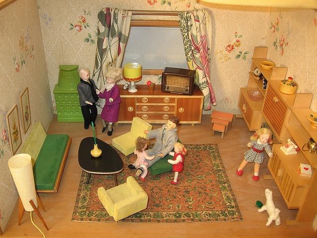 yarial.com = wohnzimmer modern vintage ~ interessante ideen für ... - Wohnzimmer Modern Vintage
