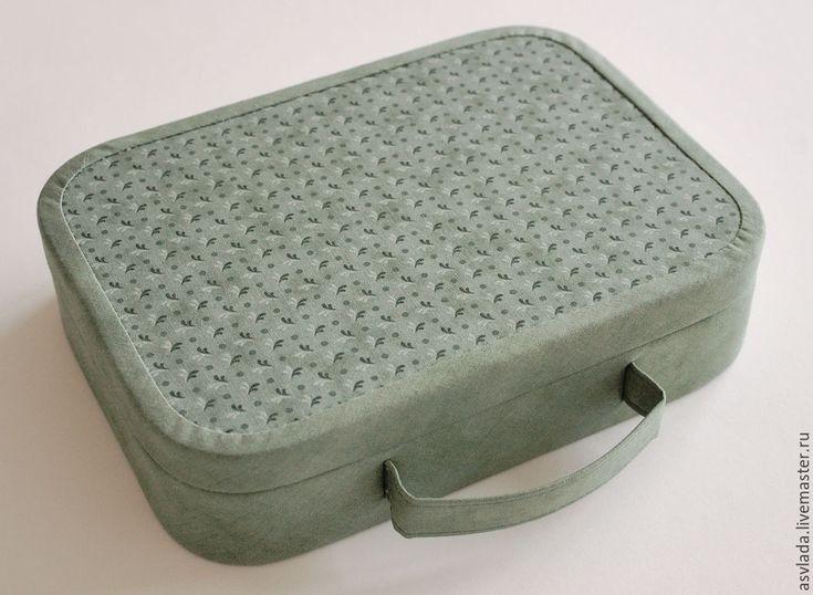 Делаем коробку для игрушек своими руками - Ярмарка Мастеров - ручная работа, handmade