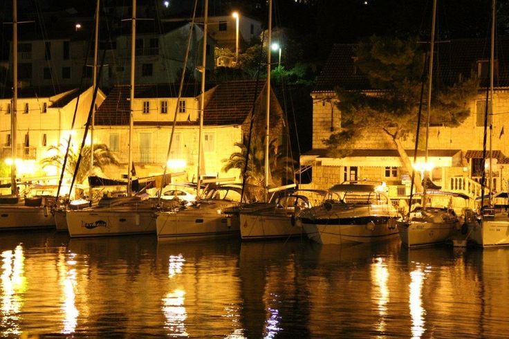 if you love to sail spend at least one night in Stomorska :)