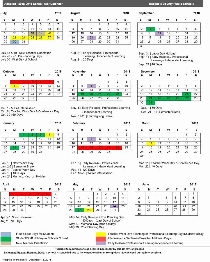 Depaul 2019 Academic Calendar Pin by Calendar on Academic Calendar in 2019 | Academic calendar