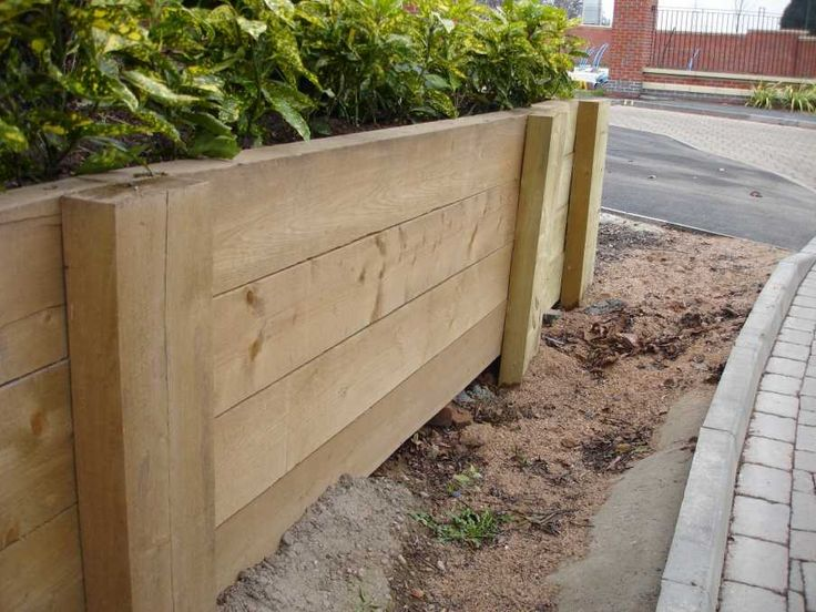 simple retaining wall ideas | ... simple way of saying 'This is a really useful website about railway