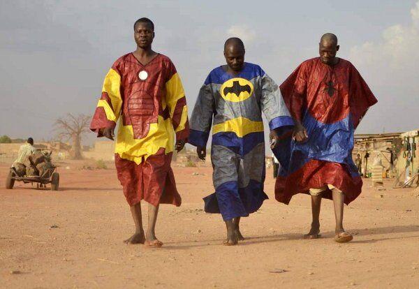 Super Héros africains