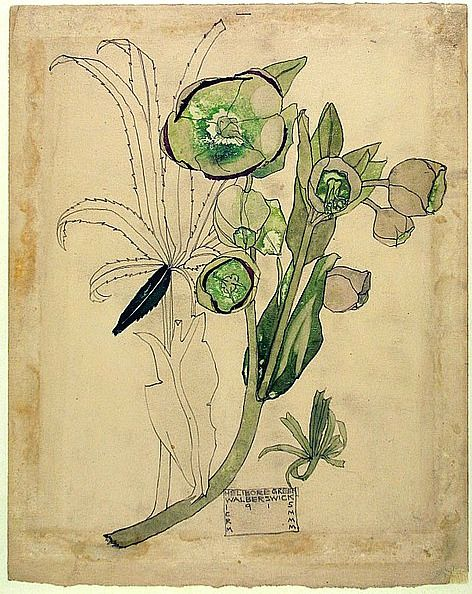 Charles Rennie Mackintosh & Margaret Macdonald, 1915