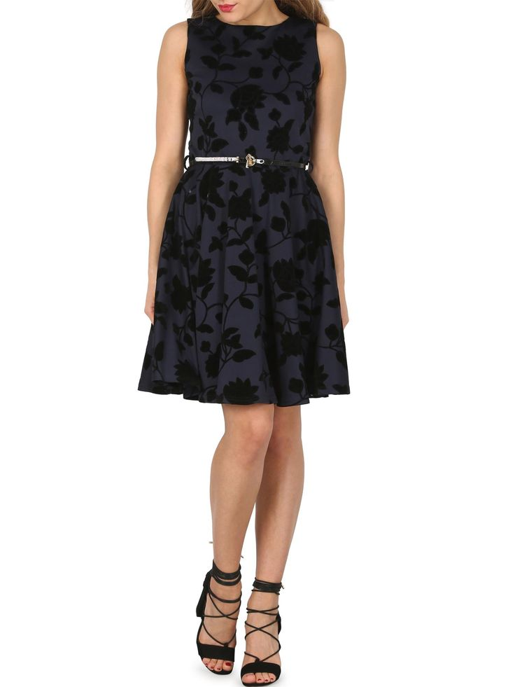 Buy your Izabel London Belted Floral Detail Dress online now at House of Fraser. Why not Buy and Collect in-store?