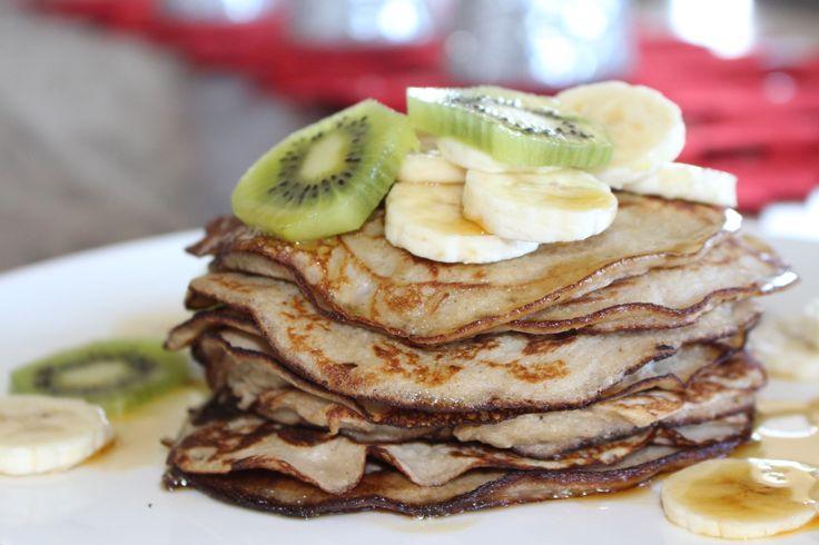 Amazing Banana Pancakes