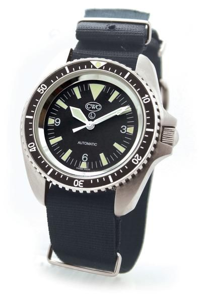 ROYAL NAVY AUTO DIVERS WATCH