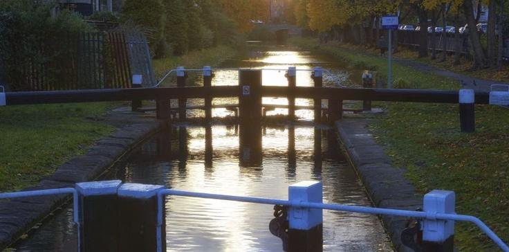 Dublin, Grand Canal