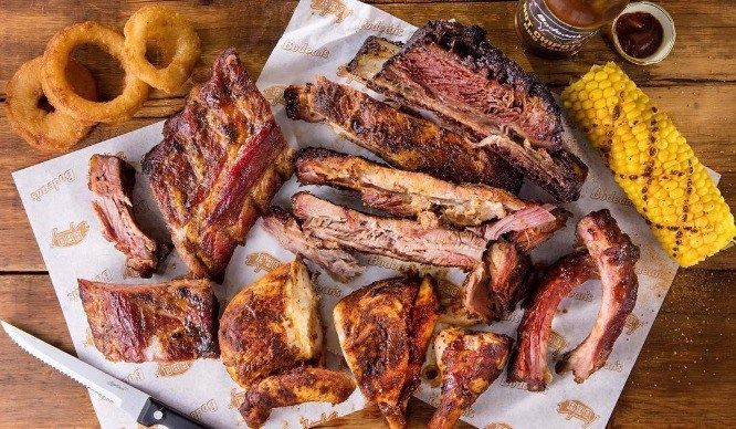 We've handpicked the tastiest American hotspots in London for high-calorie,comfort food feasting. Nobody is under any illusions here: classic 'American' cuisine isn't exact…